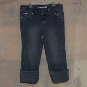 Baby phat ladies jeans